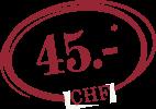 45.- CHF