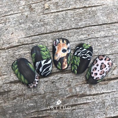 Safari Nails en ligne