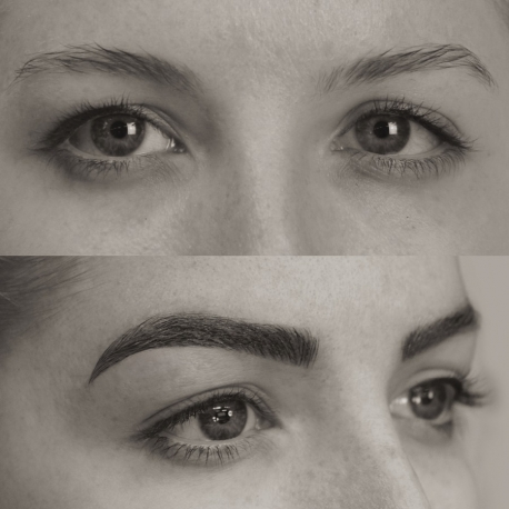Microblading cours et validation
